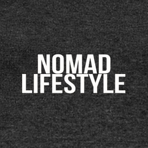nomad lifestyle - Women's Boat Neck Long Sleeve Top