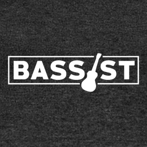 Bassist - Music Passion! - Women's Boat Neck Long Sleeve Top