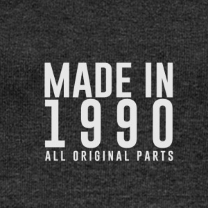 MADE IN 1990 - BIRTHDAY - Women's Boat Neck Long Sleeve Top