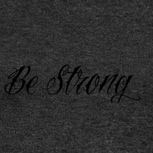 Be_Strong_ - Women's Boat Neck Long Sleeve Top