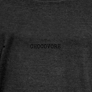 CHOCOLATE ADDICT - Women's Boat Neck Long Sleeve Top