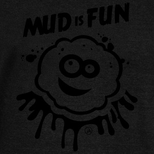 Mud is Fun - Women's Boat Neck Long Sleeve Top