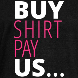 Buy shirt pay us - Women's Boat Neck Long Sleeve Top