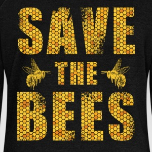 Bees gift / design. Order here. - Women's Boat Neck Long Sleeve Top