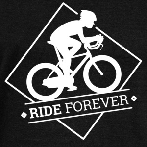Ride Forever - Women's Boat Neck Long Sleeve Top