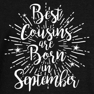 Best cousins ​​are born in September - Women's Boat Neck Long Sleeve Top