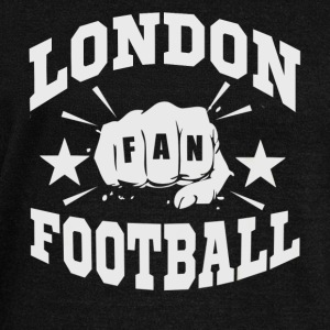 London Football Fan - Damegenser med båthals fra Bella