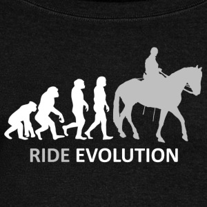 ++ ++ Ride Evolution - Women's Boat Neck Long Sleeve Top