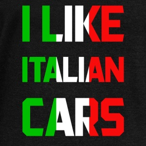 Italy cars - Women's Boat Neck Long Sleeve Top