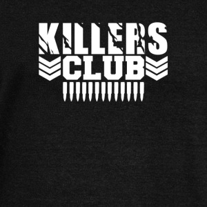Club Killers - Women's Boat Neck Long Sleeve Top