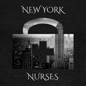 New York Nurses NY nurses - Women's Boat Neck Long Sleeve Top