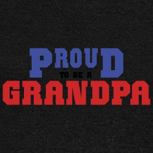 Proud To Be A Grandpa - Women's Boat Neck Long Sleeve Top
