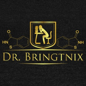 Dr.Bringtnix luxury desk chemistry - Women's Boat Neck Long Sleeve Top