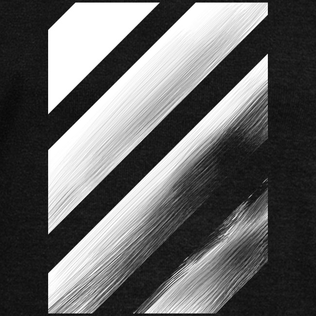Stripes Diagonal White