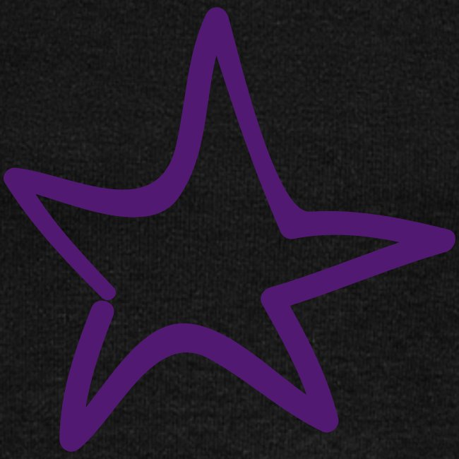 Star Outline Pixellamb