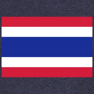 National Flag Of Thailand - Damegenser med båthals fra Bella