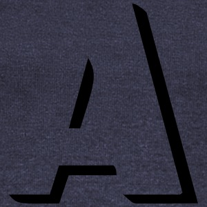 A is for anarchy - Women's Boat Neck Long Sleeve Top