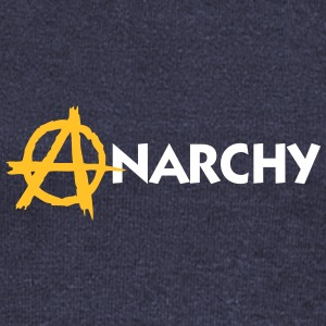 Anarchy! - Women's Boat Neck Long Sleeve Top