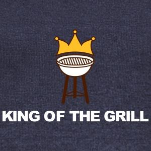 The King Of The Grill - Pull Femme col bateau de Bella