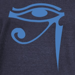 Eye of Isis - Women's Boat Neck Long Sleeve Top