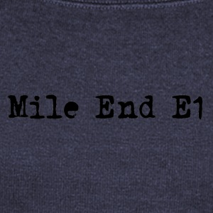 Mile End - Women's Boat Neck Long Sleeve Top