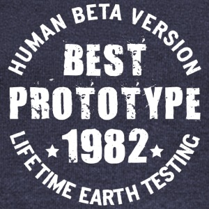 1982 - The year of birth of legendary prototypes - Women's Boat Neck Long Sleeve Top
