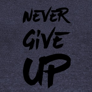 Never Give Up - Felpa con scollo a barca da donna, marca Bella