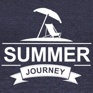 Summer Journey - Women's Boat Neck Long Sleeve Top