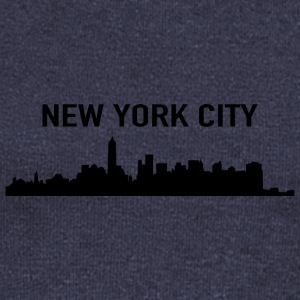 NEW YORK CITY - Women's Boat Neck Long Sleeve Top