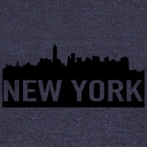 NEW YORK - Women's Boat Neck Long Sleeve Top