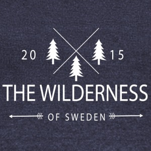 The Wilderness Of Sweden - Women's Boat Neck Long Sleeve Top