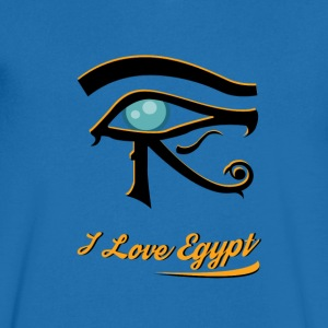 i love Egypt 1 - Men's V-Neck T-Shirt
