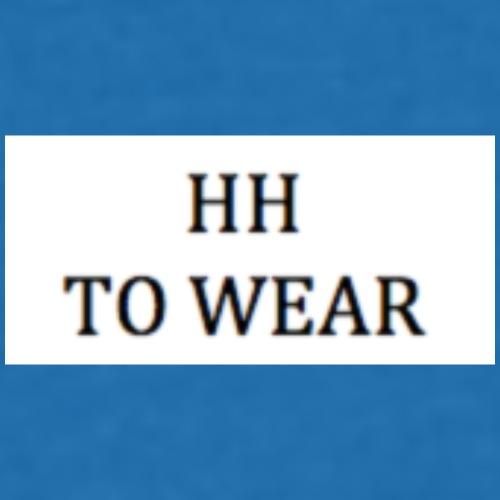 HH TO WEAR - Økologisk Stanley & Stella T-shirt med V-udskæring til herrer