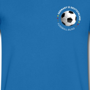 Football Allemagne équipe nationale de football du sport fa - T-shirt Homme col V