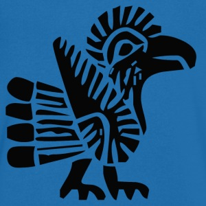 Old Mexican Bird - Men's V-Neck T-Shirt