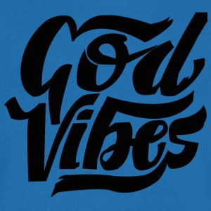 GOD VIBES N - Men's V-Neck T-Shirt