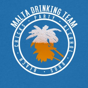 Shirt party holiday - Malta - Men's V-Neck T-Shirt