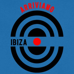Ibiza arriviamo - Men's V-Neck T-Shirt