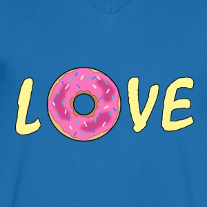 amour Donut - T-shirt Homme col V