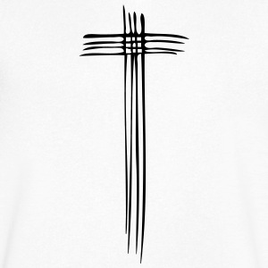 Christianity - Men's V-Neck T-Shirt