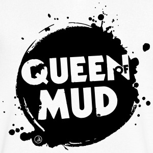 Queen of Mud - Men's V-Neck T-Shirt