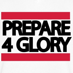 prepare4glory - Men's V-Neck T-Shirt