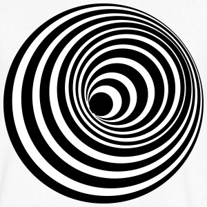 spiral - Men's V-Neck T-Shirt