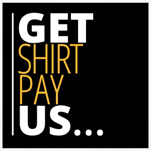 Get Shirt -Pay us - Men's V-Neck T-Shirt