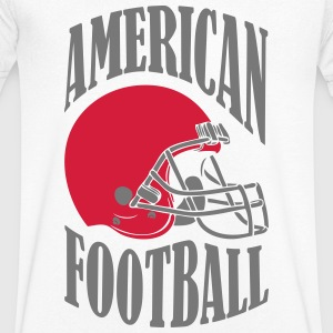 AMERICAN FOOTBALL - T-shirt Homme col V