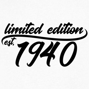 Limited Edition 1940 is - T-shirt Homme col V