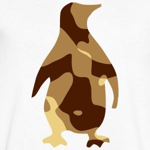 PENGUIN / PENGUIN / CAMO / CAMO - Men's V-Neck T-Shirt