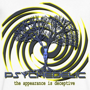 Psychedelic - Men's V-Neck T-Shirt