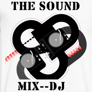 THE SOUND MIX - T-shirt Homme col V