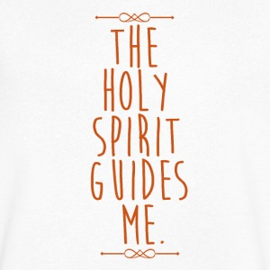 Holy Spirit - Men's V-Neck T-Shirt